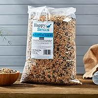 Happy Beaks All Seasons Wild Bird Seed Food Mix Premium Grade Feed