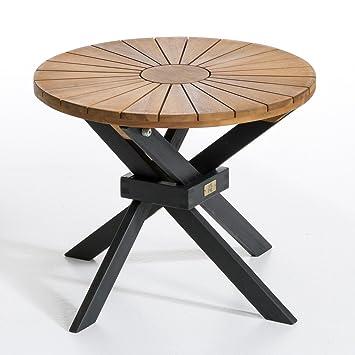 La Redoute Am.PM Table Basse de Jardin, jakta Unique Teck: Amazon.fr ...