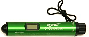 Nuvair O2 Quickstick Oxygen Analyzer