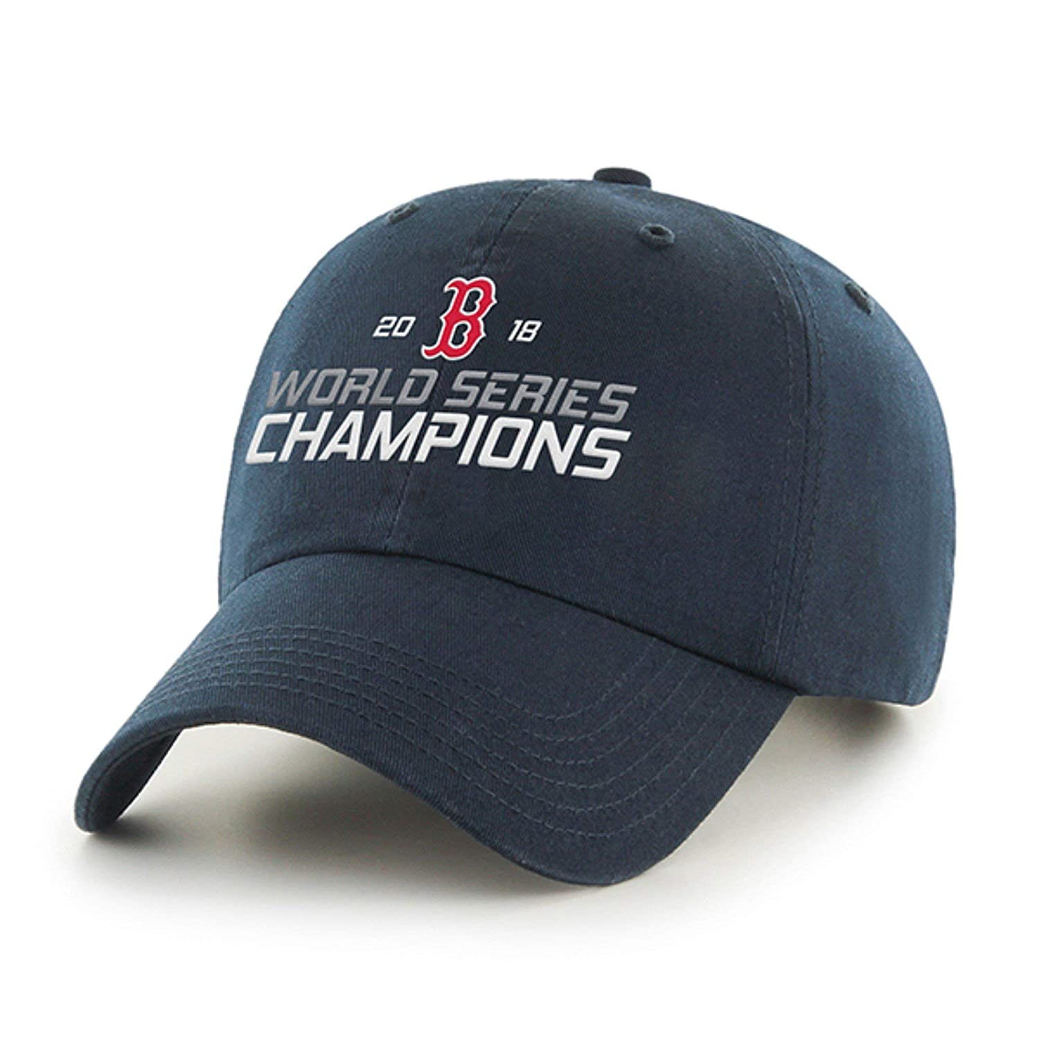 cheap for discount d17ba 85c47 Fan Favorite MLB Boston Red Sox World Series Champions Clean Up Hat -  Adjustable