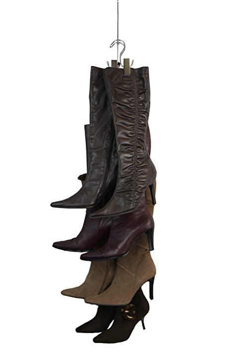 Captivating NEW IMPROVED SYSTEM: Boot Stax   Vertical Boot Storage System   1 Hanging