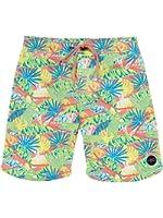 Men's Sloth Tropical Beach Shorts - X80 Ultra-Soft Elastic Shorts