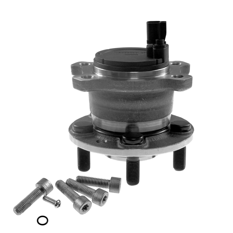 1x Radlager ABS-Sensorring Hinterachse links oder rechts