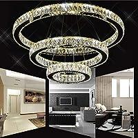 DULIMEI Crystal Chandelier Modern LED Chandelier K9 Water