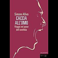 Caccia all'omo (Italian Edition) book cover