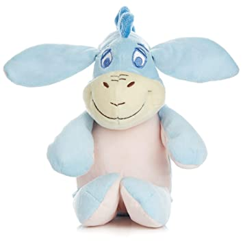 Disney Baby My First Christmas Winnie the Pooh /& Eeyore Plush Toys NEW!