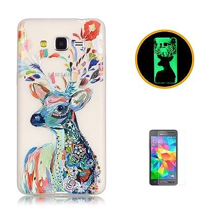 Amazon.com: casehome iPhone 5S/5 Luminoso funda ...