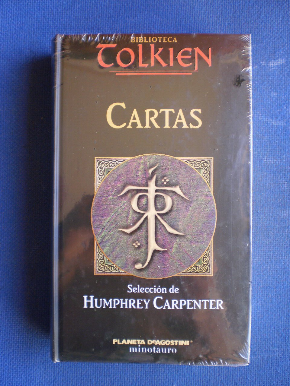 Cartas De J. R. R. Tolkien: Amazon.es: Humphrey Carpenter ...
