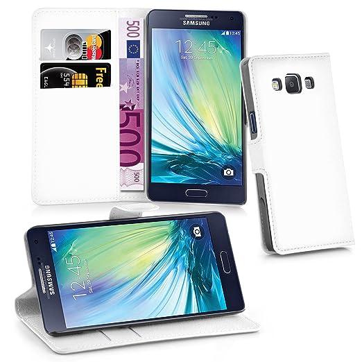 19 opinioni per Cadorabo – Custodia Book Style Design Portafoglio per Samsung Galaxy A3 (5)
