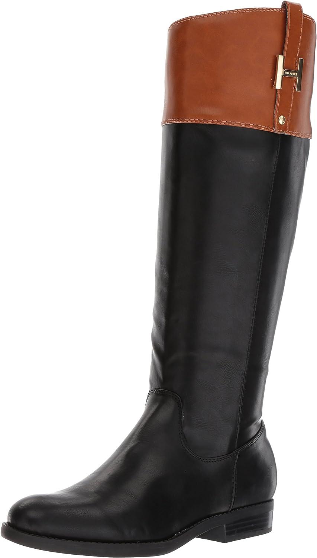 Tommy Hilfiger Women's SHYENNE Equestrian Boot