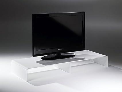 Tavolini In Vetro Porta Tv : Design tavolino per la tv porta tv di vetro acrilico di alta