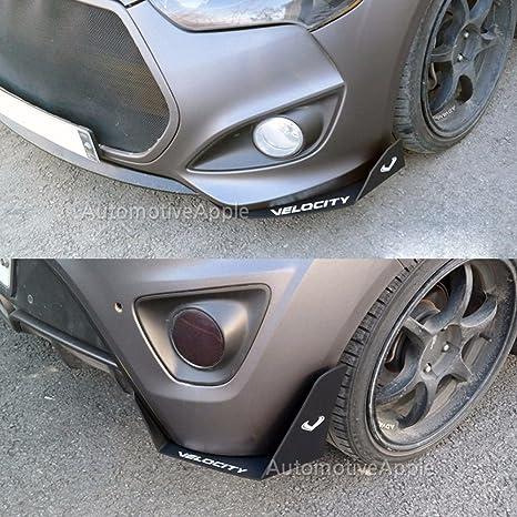 Automotiveapple delanteras y traseras taza ala para Hyundai Veloster & Turbo