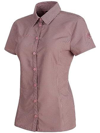 Mammut Bluse Hemd Damen Bekleidung Hemden