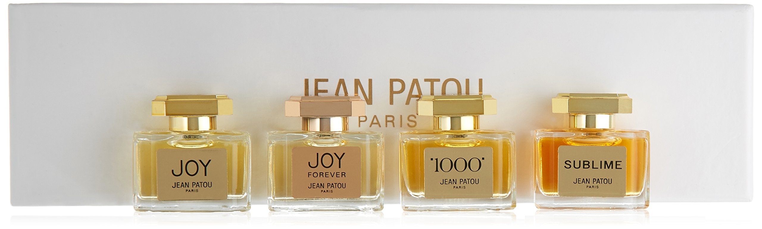 Jean Patou Mini Coffret Fragrance Gift Set