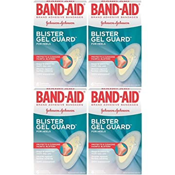 Band-Aid Advanced Protection Blister Adhesive Bandages