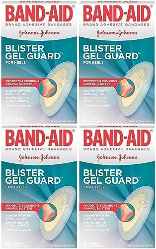 Band-Aid Advanced Protection Blister Adhesive Bandages