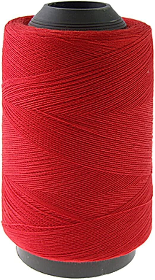 Red de algodón del hilo de coser carrete Adaptación de Cadena 500 ...