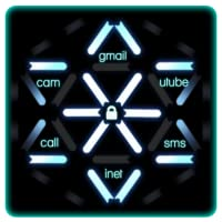 Glow in Dark Lock Screen Pro