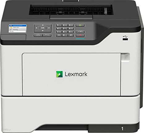 Lexmark B2650dw - Impresora láser, Color Negro y Gris ...