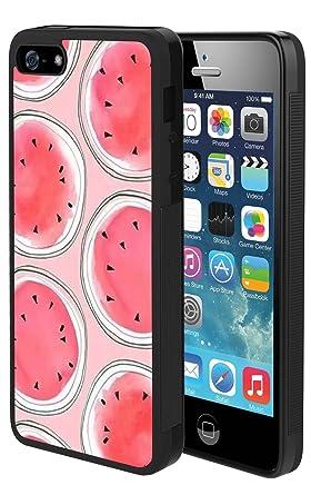 Amazon.com: Carcasa para iPhone 5S 5 SE (antiarañazos ...