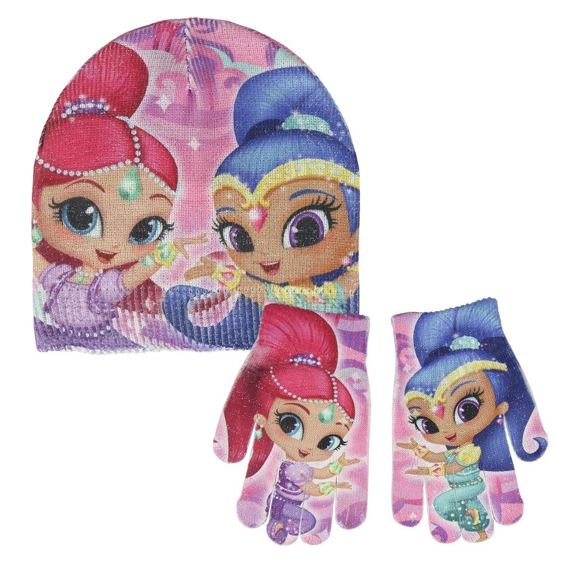 Rosa 001 Unica Cerd/á 2200002462 Set sciarpa guanti e cappello Bambino, Taglia Produttore: /única