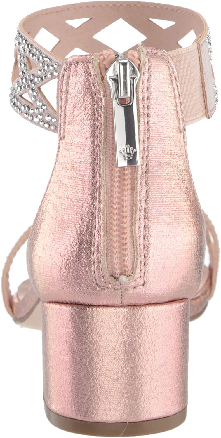Rose Gold 6 Medium US Big Kid Nina Girls kellsey Pump