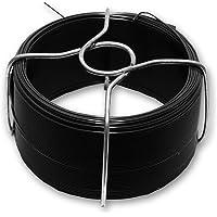 Chapuis fgn08inalámbrico, acero plastificado, Negro, 75m/Ø 0,8mm