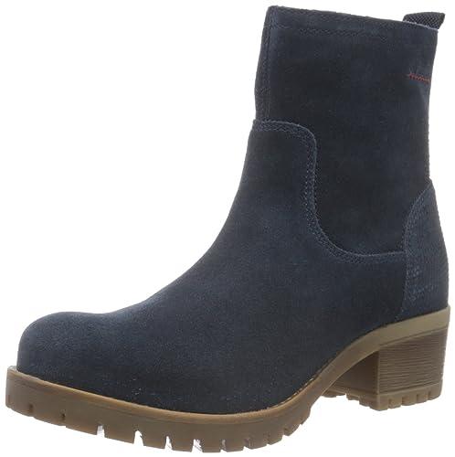 Oliver 25433, Botines para Mujer, Azul (Navy 805), 36 EU: Amazon.es: Zapatos y complementos