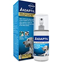 ADAPTIL Spray 60 mL – Calms & Comforts Dogs During Travel, Veterinary Visits and Stressful Events - The Original D.A.P. Dog Appeasing Pheromone Spray (60mL Spray, 1-Pack)