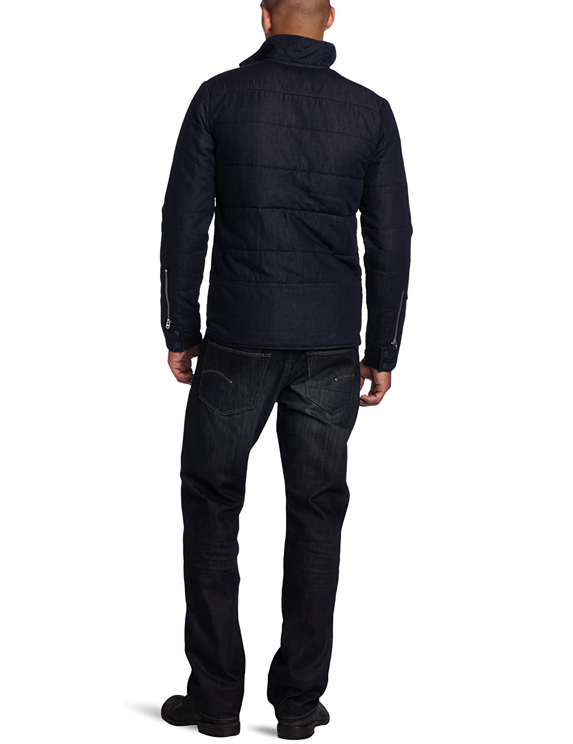 Park Long Sleeve Quilted Shirt G-Star Raw Mens S.O
