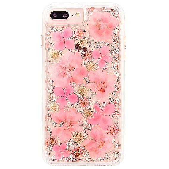 flower iphone 8 plus case