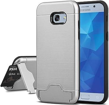 Samsung Galaxy A7 2017 Funda, echoTREE 2en1 TPU Suave Silicona ...