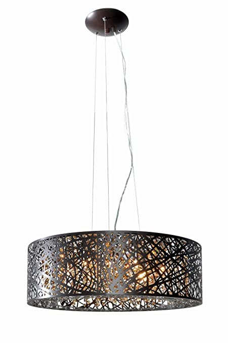 Amazon et2 e21308 10bz inca 9 light multi light pendant bronze et2 e21308 10bz inca 9 light multi light pendant bronze finish mozeypictures Choice Image