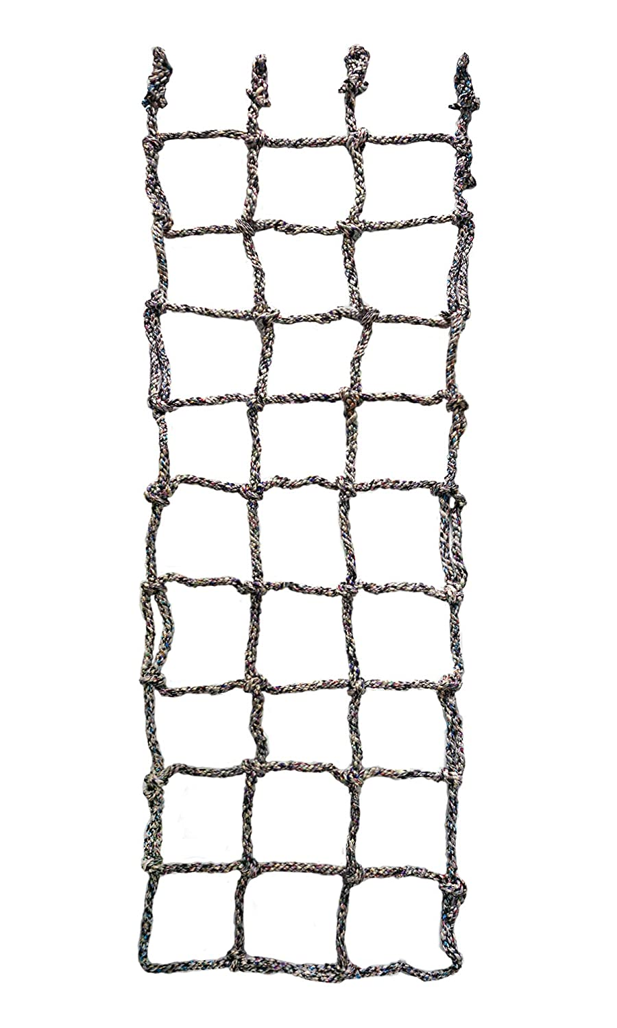 Aoneky Garden Climbing Frame Net for Kids Indoor and Outdoor Playing, Pet, Plant Support, Cargo (24'' x 70'') Cargo (24'' x 70'') 3681MC8330