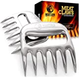 Bear Claws Meat Shredder for BBQ - Perfectly Shredded Meat, These Are The Meat Claws You Need - Best Pulled Pork Shredder Cla