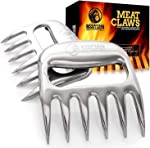 Bear Claws Meat Shredder for BBQ - Perfectly Shredded Meat, These