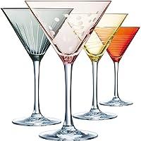 Eclat Illumination Color Set de 4 Copas Cocktail