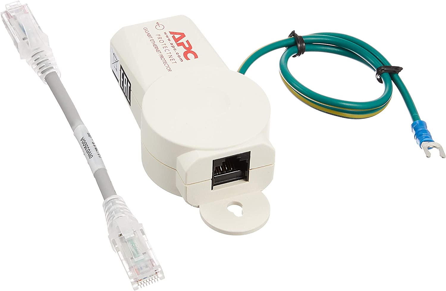 APC Surge Protector for Ethernet Data Port ProtectNet