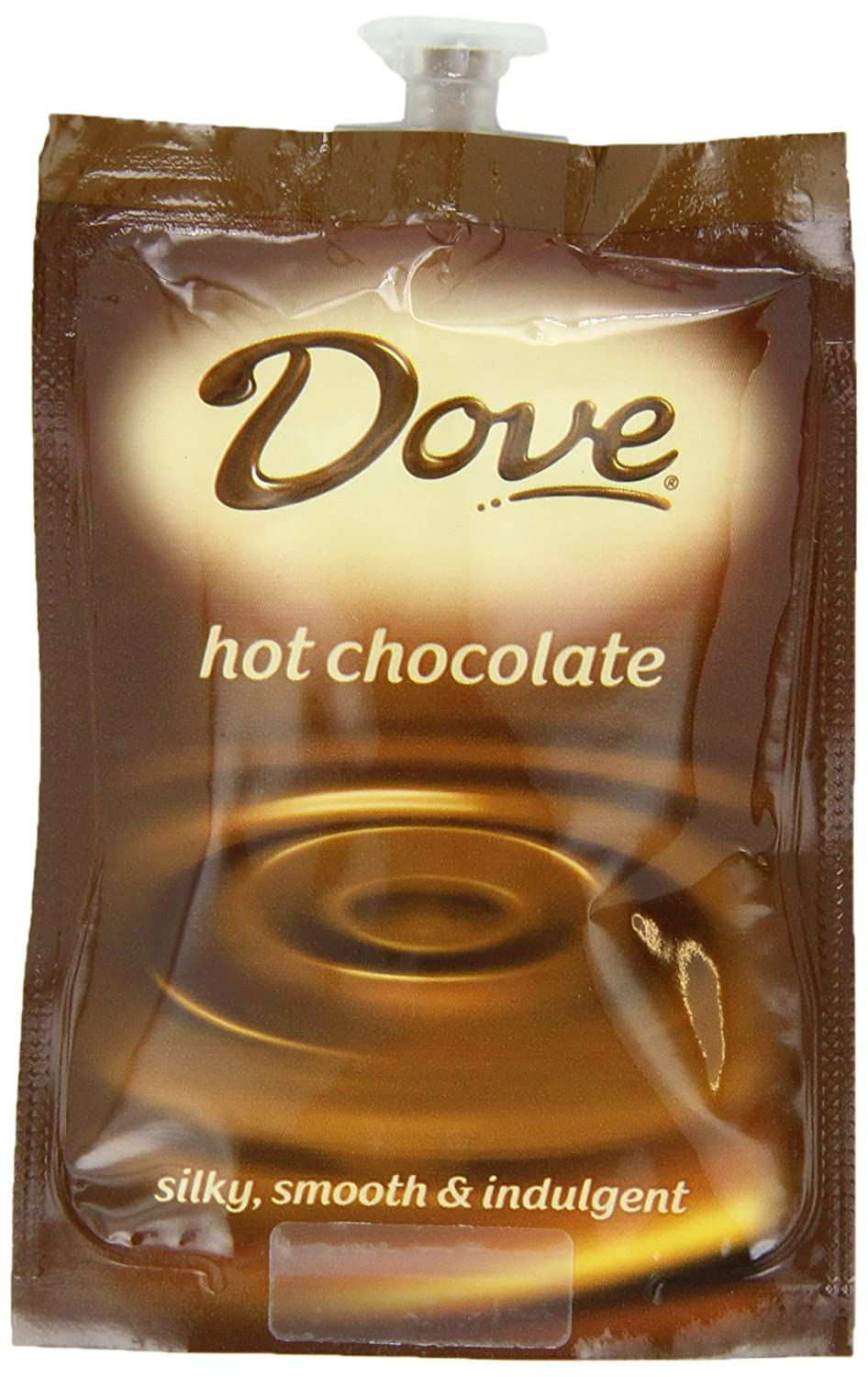 Amazon.com : FLAVIA DOVE Hot Chocolate, 18-Count Fresh Packs (Pack ...