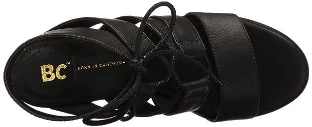 277f17e57d38 Amazon.com | BC Footwear Women's Valor Dress Sandal | Heeled Sandals