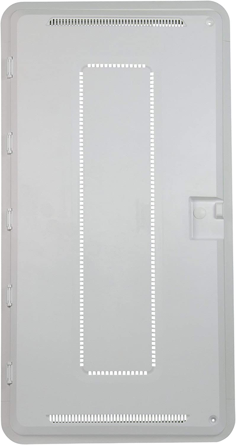 On-Q ENP3050-NA Plastic Media Enclosure, 30 inch, White