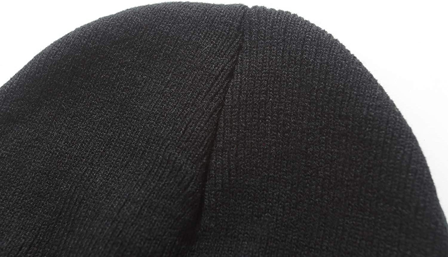 SSLR Big Kids Winter Warm Beanie Hat Plain Knit Skull Cap