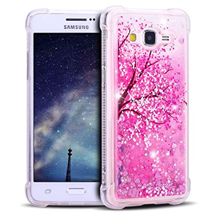 Yomiro Funda Galaxy Grand Prime, TPU Carcasa para Samsung ...