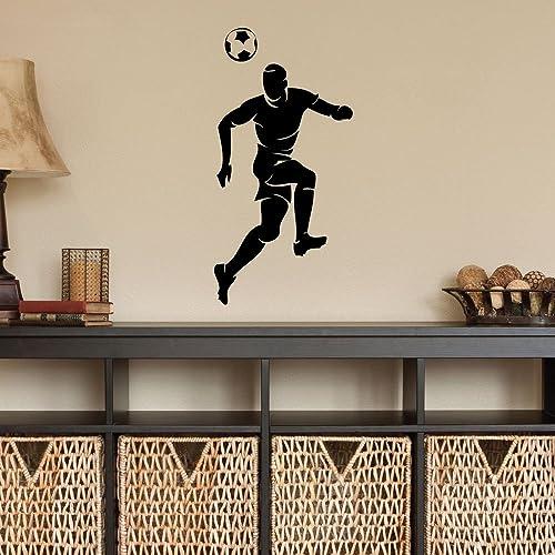 Amazon com: Boys Soccer Header No Name  - 0295 - Soccer