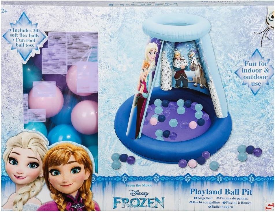 Pelotas de baño para niños pequeños – Frozen – Elsa – La Reina De ...