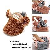 Baby Infant Boys Girls Boots Cute Animals Anti-Skid Warm Winter House Slippers Prewalker Crib First Walker Shoes