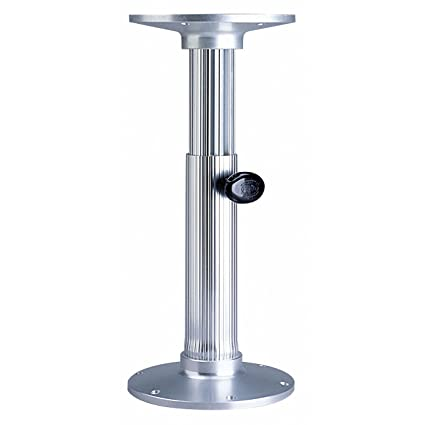 Charmant Garelick/EEz In 75225:01 Manual Adjustable Table Base   Anodized Finish,