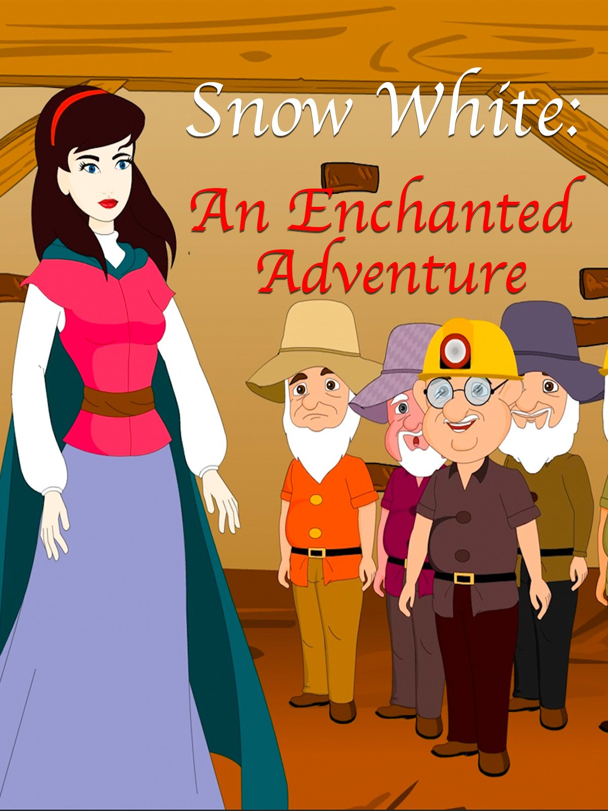 Snow White: An Enchanted Adventure on Amazon Prime Video UK