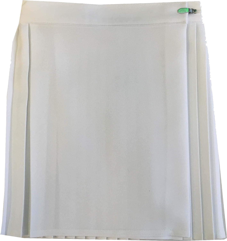 Girls Summer School Uniform P.E Sports Netball Gym Skirt Waist Size 22-40 New