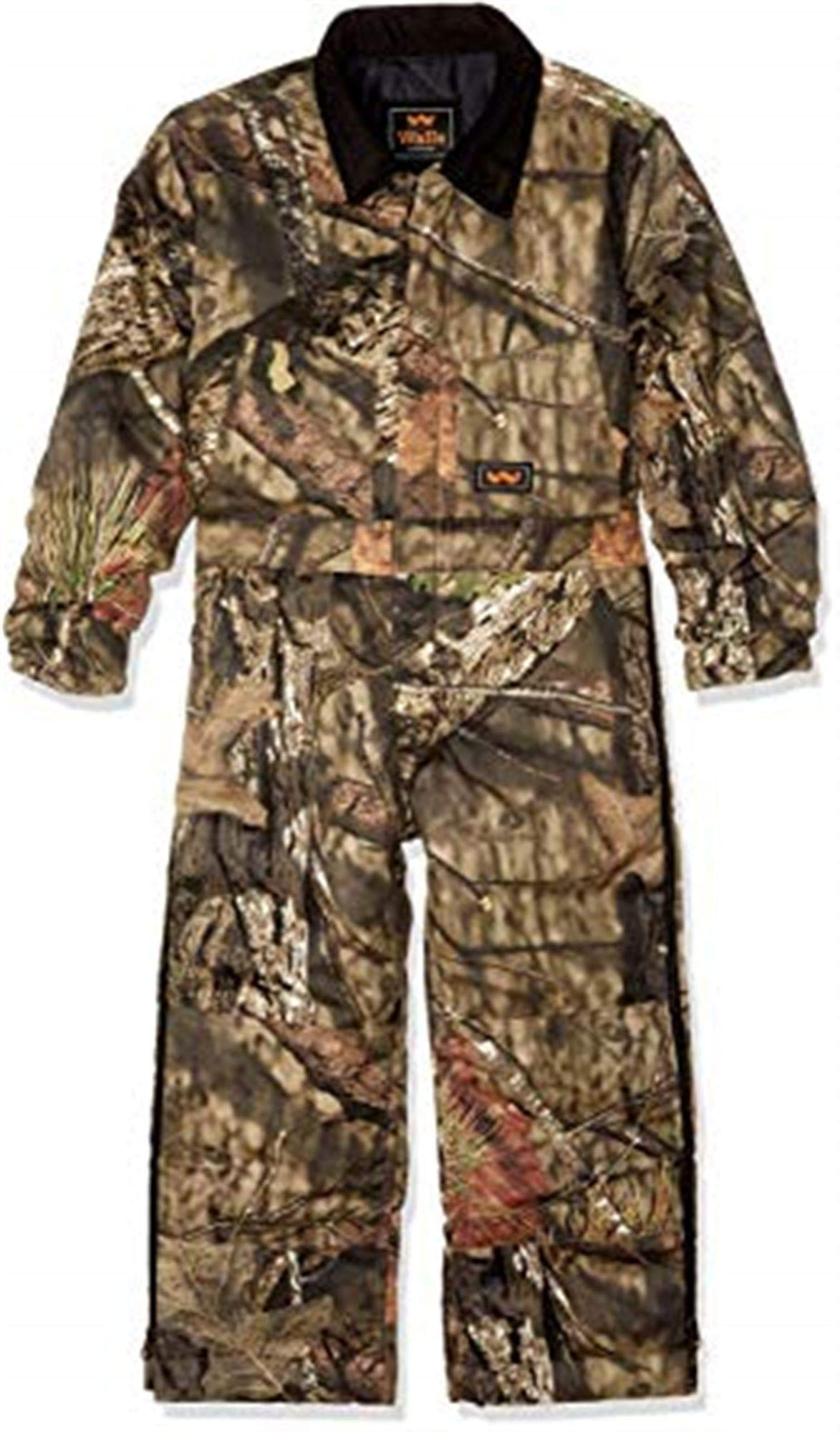 Walls Boys' Big Camo Insulated Coverall, Mossy Oak Country, Small by Walls